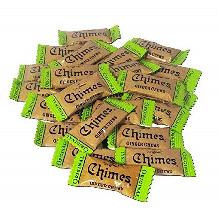 Chimes Original Ginger Chews - (1 Pound bag)