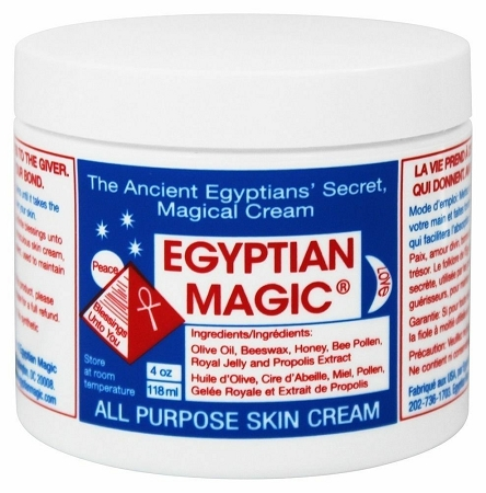 Egyptian Magic Skin Cream 100% Natural Skin Care Hydrating Moisturizer Lotion - 4oz