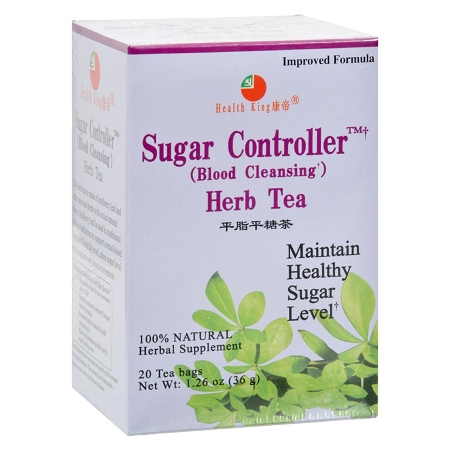 Health King Diabetes Tea - Sugar Controller Tea
