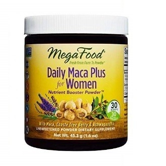 Daily Maca Plus for Women - Supports Immunity and Hormonal Balance w/ Chaste Tree Berry, Ashwagandha 30 (Servings)
