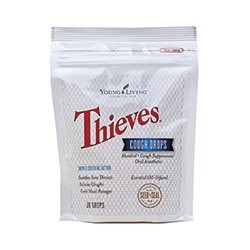 Thieves Essential Oil Cough Drops
