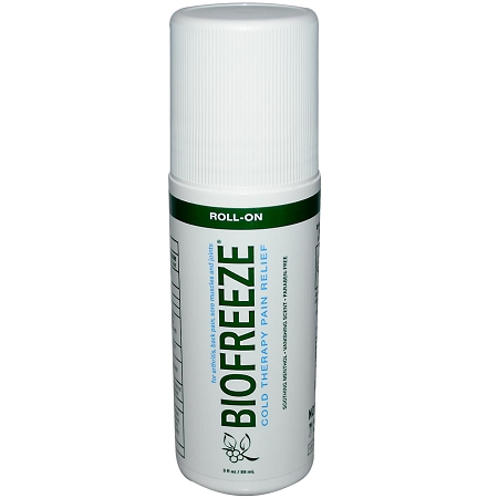 Biofreeze Pain Relief Gel 3 oz. Roll-On