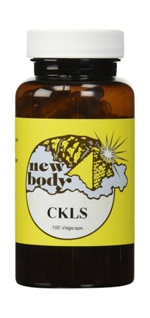 CKLS (Colon Kidney Liver Spleen) 100 Vegicaps - The 100% All-Natural Full Body Herbal Cleanse