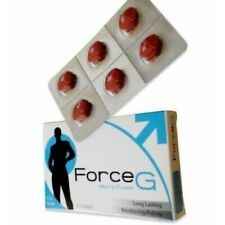 Force G Men Power Pills