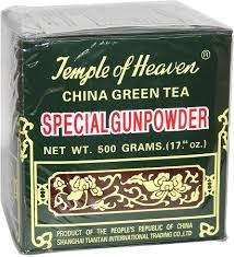 Temple of Heaven - China Green Tea - Special Gunpowder Loose