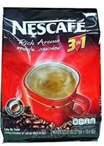 Nescafé 3 in 1 Original - NEW & IMPROVED TASTE
