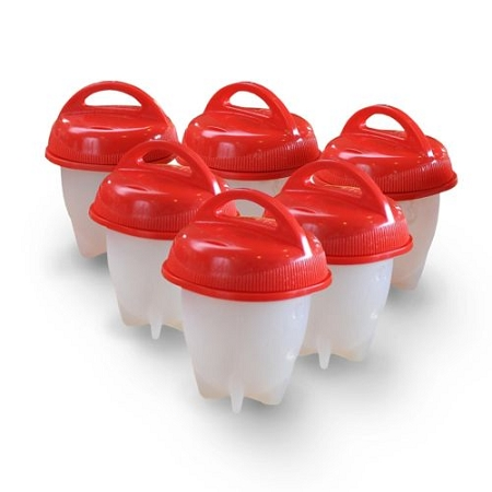 Egglettes Egg Cooker - (6 Sets)